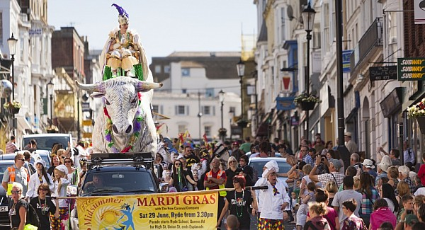 Midsummer Mardi Gras