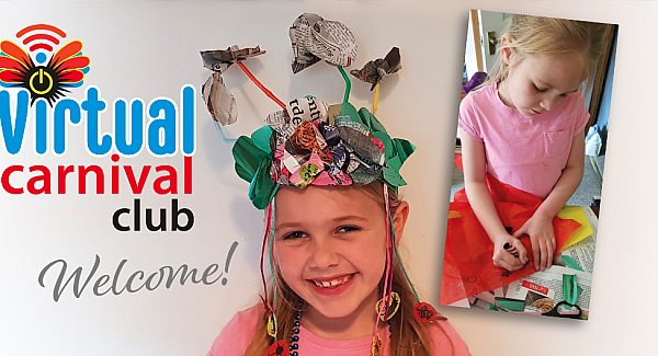 Welcome to the New Carnival Company's Virtual Carnival Club.